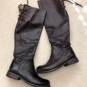 BED STU MANCHESTER BOOT SIZE 7